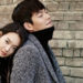"""熱愛中シン・ミナとキム・ウビンが""""GIODANO""""冬カタログでカップルグラビア"""